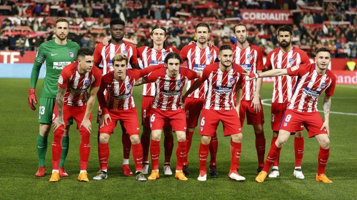 Atlético de Madrid: El once de cabecera del Atlético para el Camp Nou | Marca.com http://www.marca.com/futbol/atletico/2018/03/02/5a984ce1268e3e0d5d8b45e5.html