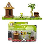 TOON LINK figure LEGEND OF ZELDA micro land OUTSET ISLAND nintendo WIND WALKER