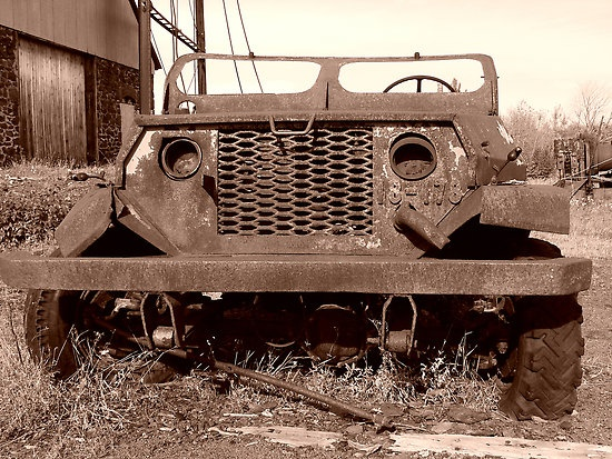 35 best images about Rusty Jeeps on Pinterest | Cute ...