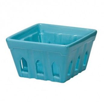 Large+Ceramic+Berry+Basket+(turquoise)