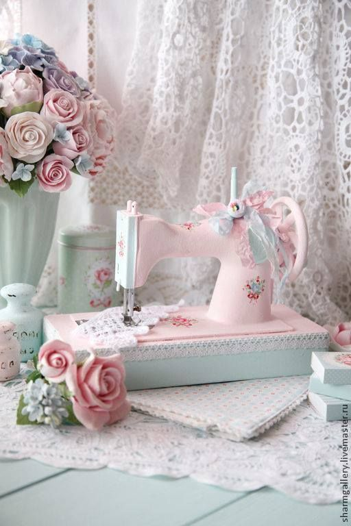 3883 best sewing ideas projects tools findings and fabric - Decoracion shabby chic vintage ...