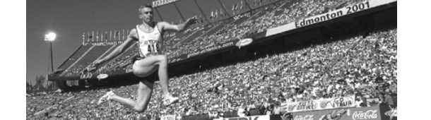Strategies for Minimizing Fouling during the Horizontal Jumps, by Nick Newman, M.S., top 5 ranked British Long Jumper