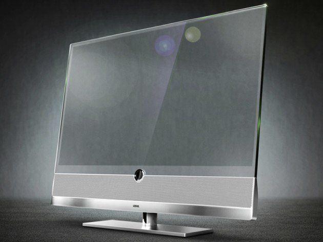 Transparent HDTV - Loewe InvisioTechnology, Loewe Invisio, Invisio Transparent, Screens, Display, Tvs, Transparent Tv, Design Blog, Tech Gadgets