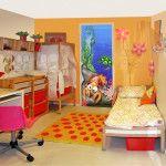 Hravý dětský pokoj