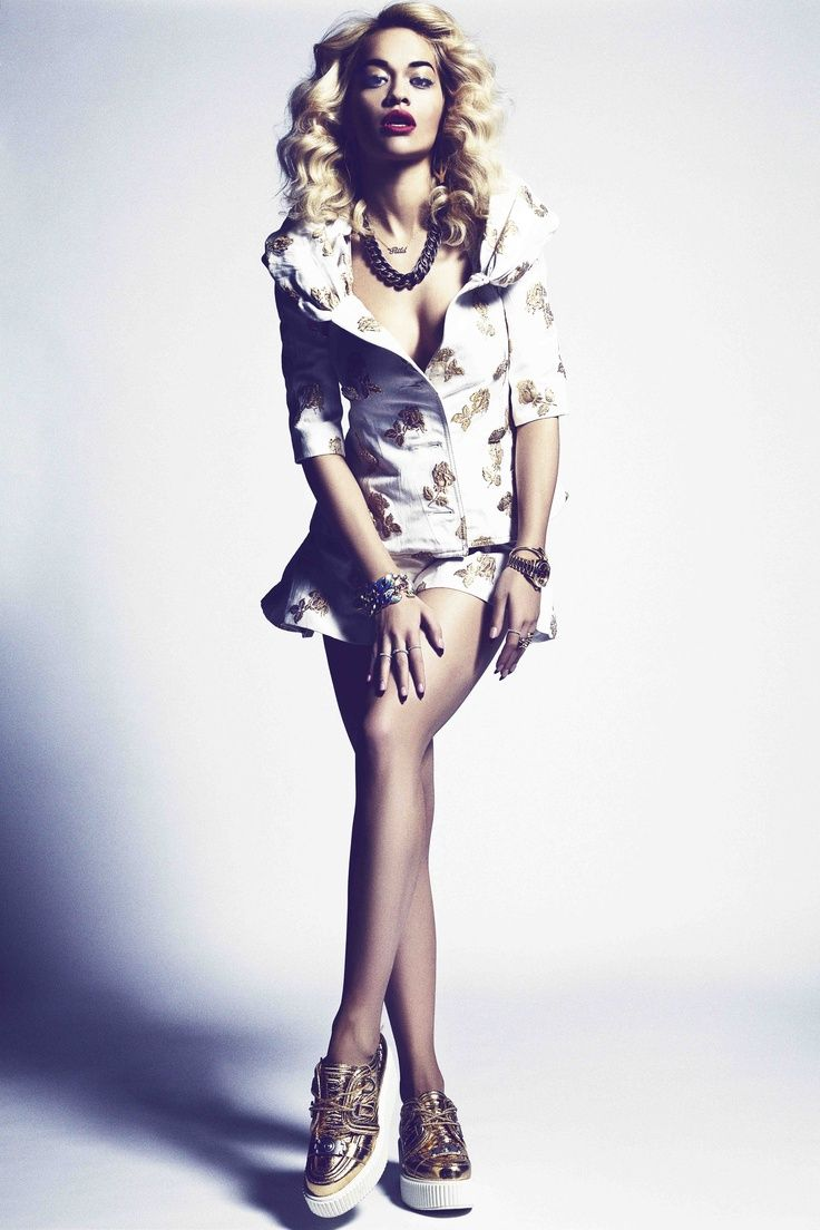 Rita Ora will perform tonight at THE SOUND OF CHANGE LIVE concert in London