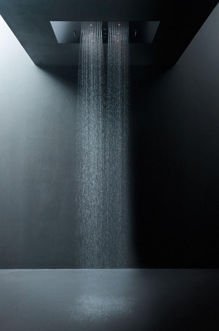 Aquaelite | ceiling shower system rainfall