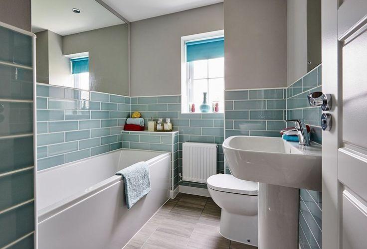 Bowbrook Meadows Morpeth family bathroom