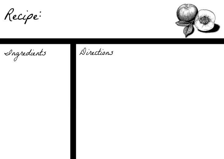 recipe card template for mac xv-gimnazija
