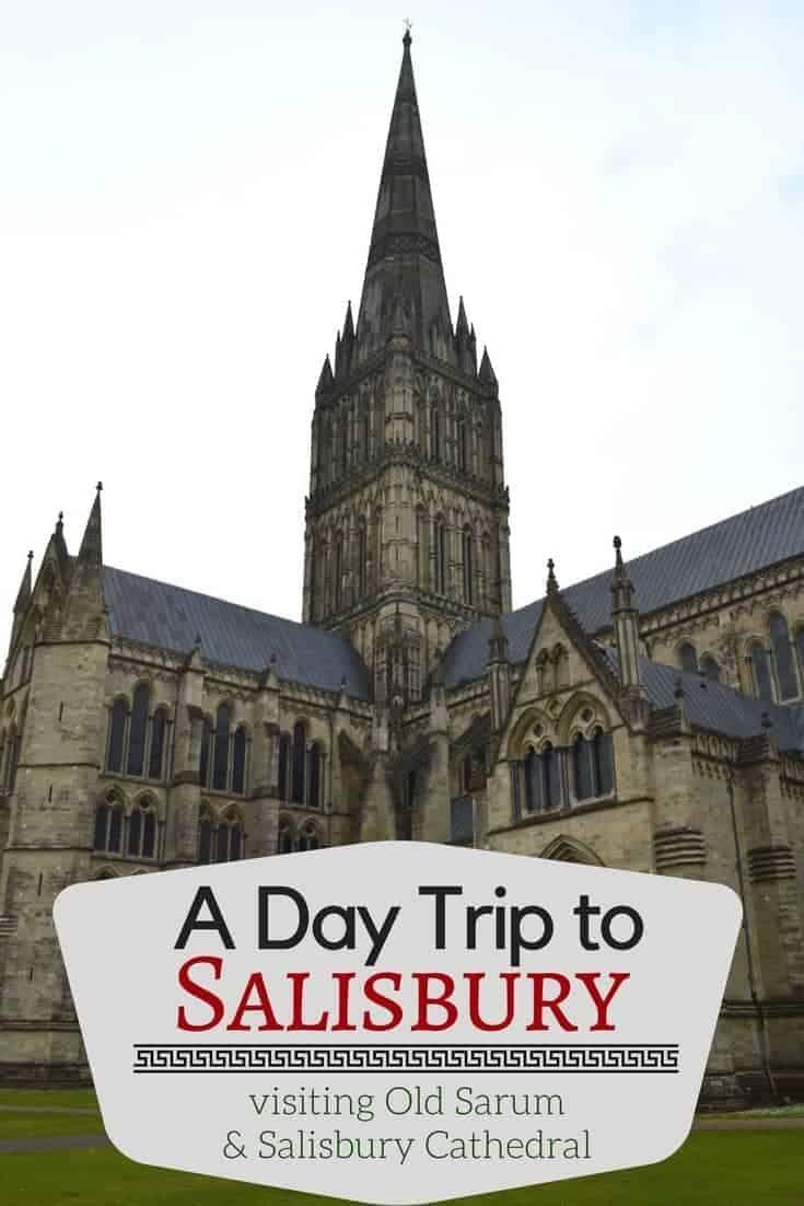 A Day trip to Salisbury