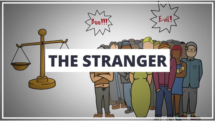 Full Animated Book Summary of The Stranger by Albert Camus.