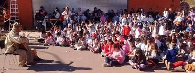 """La secretaria de Cultura celebrará el """"día del niño"""" en Winifreda"""