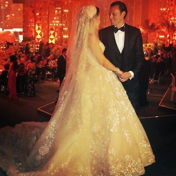 Dubai'de Muhteşem Bir Arap Düğünü