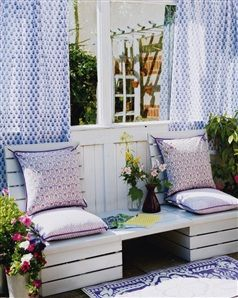 DIY garden bench! I want on the side of our shed!