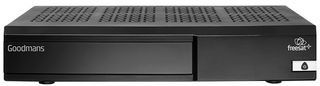 Goodmans GS104TRH32 Black - Freesat 320GB HD TV Recorder with HDMI, USB and Ethernet Ports No description (Barcode EAN = 5054814323669). http://www.comparestoreprices.co.uk/december-2016-6/goodmans-gs104trh32-black--freesat-320gb-hd-tv-recorder-with-hdmi-usb-and-ethernet-ports.asp