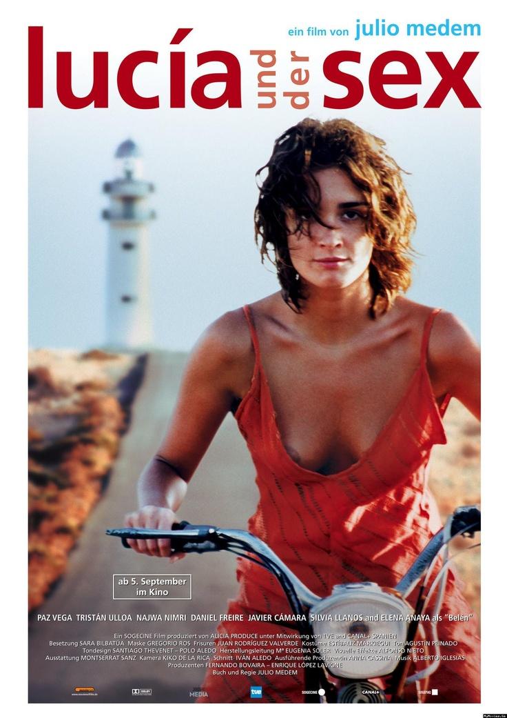 Julio Medem's 'Sex and Lucia (2001.)'   With Elena Anaya, Javier Cámara, Daniel Freire, Najwa Nimri, Tristán Ulloa, and Paz Vega.