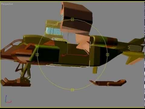Cheyenne UD-4L Dropship - Statki kosmiczne sagi Alien