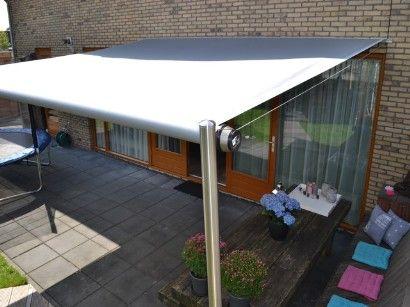 Sonnensegel Mit Motor : rollbares sonnensegel jetzt mit winterrabatt sonnensegel ~ Watch28wear.com Haus und Dekorationen