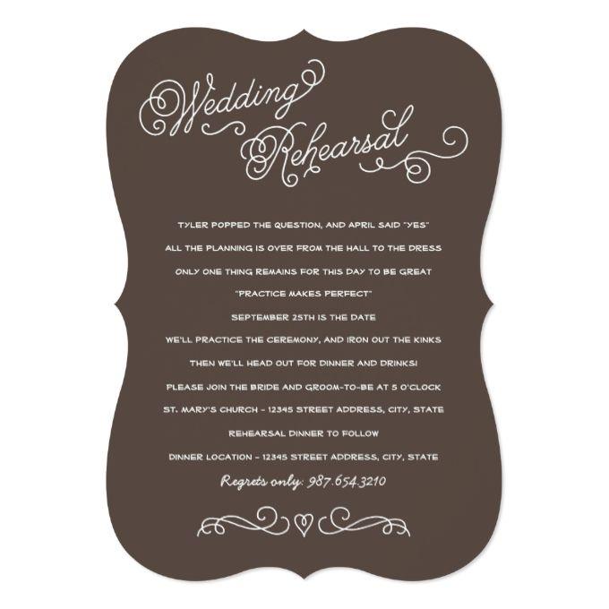 2612 best Rehearsal Dinner Invitations images on Pinterest Texts - prom invitation templates