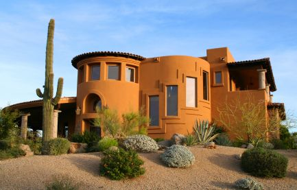 10 best exterior color combination images on pinterest for Exterior paint colors arizona