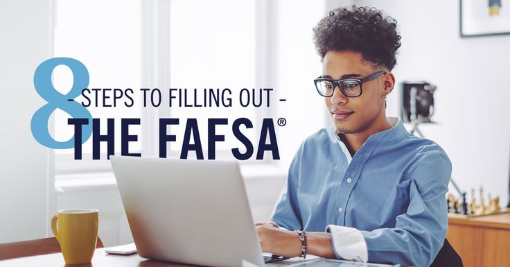 Need to fill out the 2018–19 Free Application for Federal Student Aid (FAFSA®)form but don't know where to start? I'm here to help. Let's walk through the process step by step. TIP: Ready to fill out the FAFSA form? Make sure you avoid these 12 common FAFSA mistakes. 1. Create an account (FSA ID). Student:AnContinue Reading