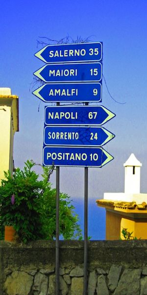 Costiera Amalfitana - um dia, quem sabe...vou lá