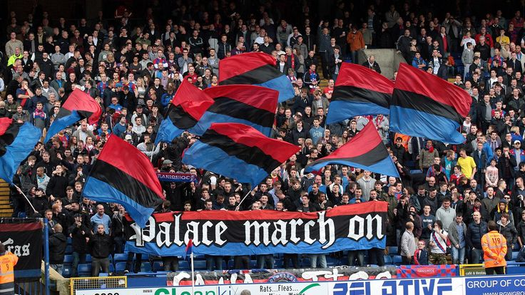 crystal palace fc fans - Google Search