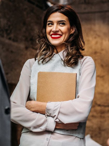 Wenn wir so viele Stunden am Tag arbeiten, sind wir am glücklichsten!