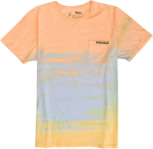 MOWGLI SURF TIGER DAWN SS TEE > Mens > Clothing > Tees Short Sleeve | Swell.com: Men Clothing, Guys Tees, Clothing Men S Fashion, Men Shirts, Mens Clothing, Men'S Clothing, Flower Ornament Tattoo, Color Tones