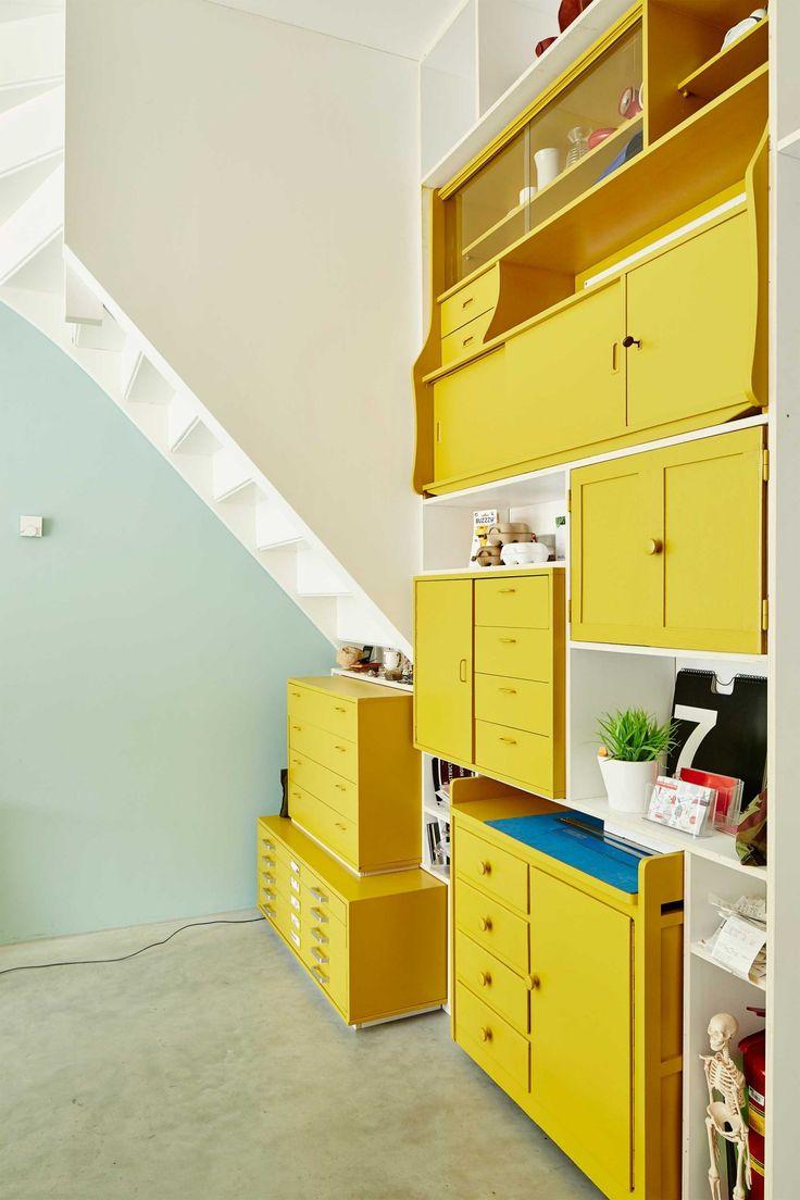 Beautiful storage space!   Vt Wonen binnenkijken