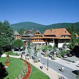 Titisee-Neustadt Zwarte Woud Duitsland augustus 2006
