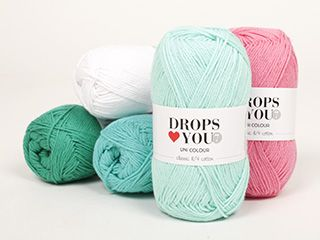 Crochet-A-Long ~ DROPS Design