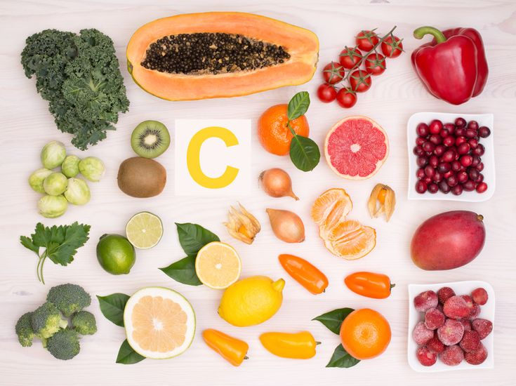 9 aliments riches en vitamine C