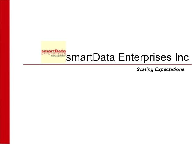 The team at smartData Enterprises has achieved excellence in offering Internet Marketing Consulting Services and Solutions. Visit online to check out their service portfolio.