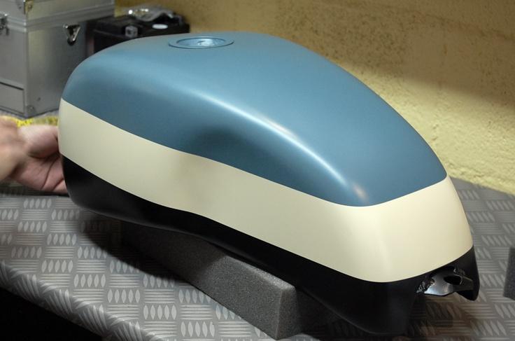 Pintura CRD#21 >> HD XL 1200 - Tank Paint