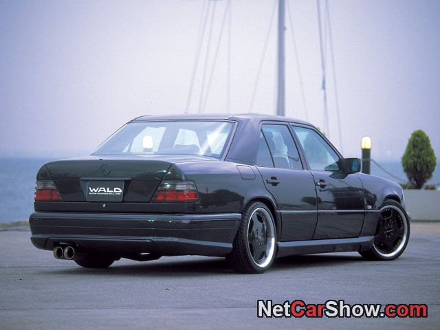 RANK Wald CAR PICTURES: 1997 Wald Mercedes-Benz W126 SEC WALLPAPERS