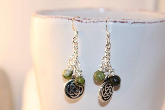 Celtic Knot Earrings...I really like these :)