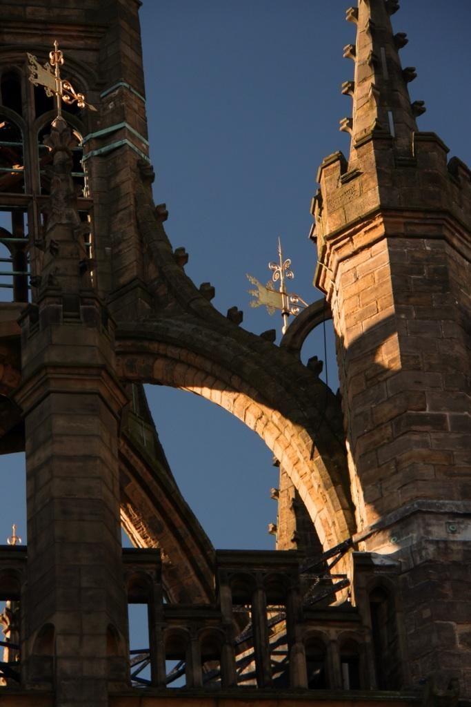Newcastle Cathedral Lantern