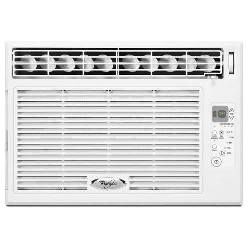 Whirlpool 8000 BTU Heat / Cool Window Air Conditioner