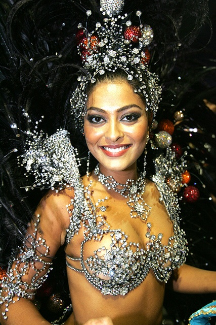 Juliana Paes Rio Carnival 2005 by TerryGeorge., via Flickr