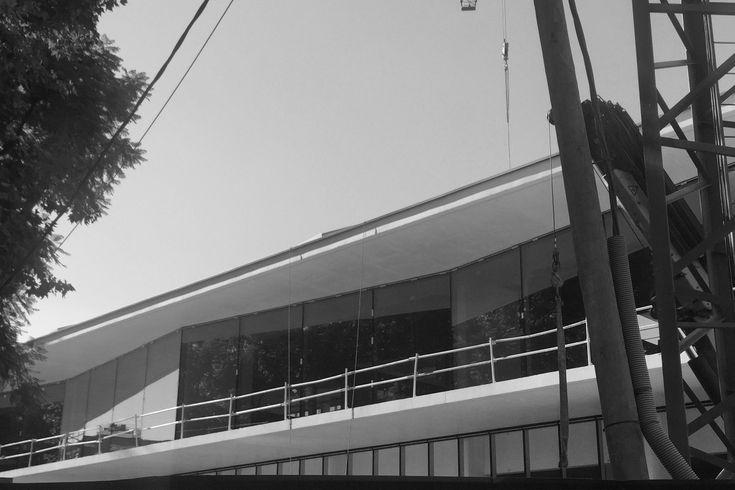 Sistema Riventi R50T de sección especial, para la Nueva Sede de la Biblioteca Pública del Estado en Córdoba