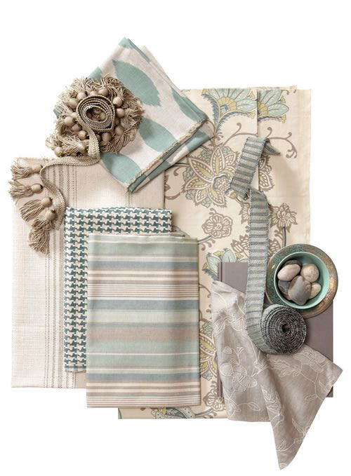 Tranquility Fabric Collection by Calico Corners l Calico Home | Flickr - Photo Sharing!