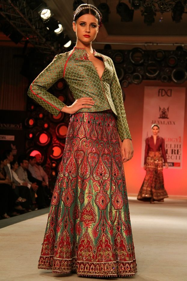 Delhi Couture Week Who What Wear