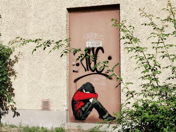 ALIAS at Subtopia.   The Scarlett Gallery, Stockholm.