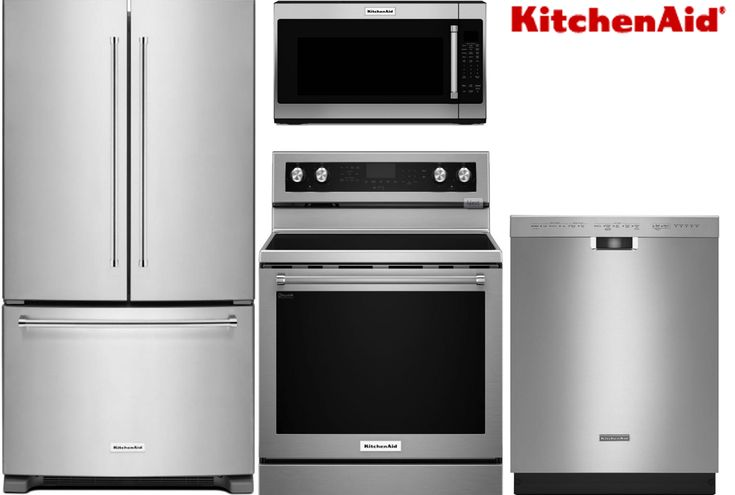 Best Stainless Steel Kitchen Appliance Packages (Reviews / Ratings / Prices)
