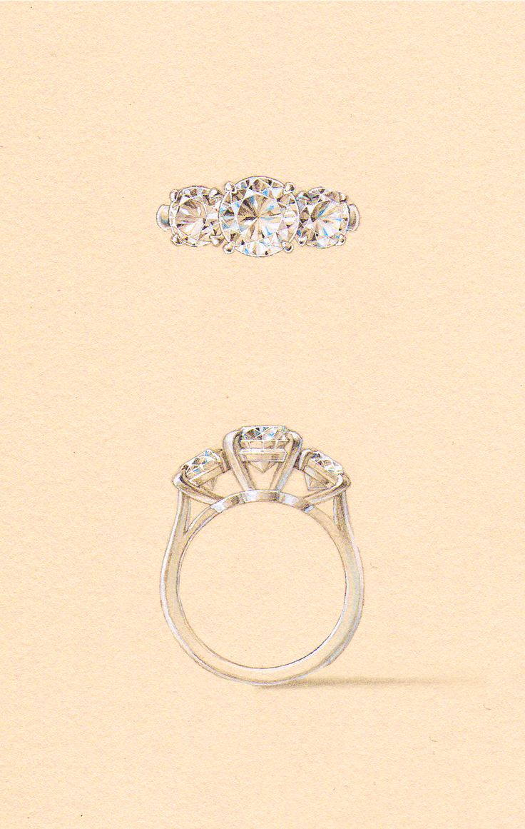The Avior Setting. Naveya & Sloane engagement ring, made to order in Auckland, New Zealand.