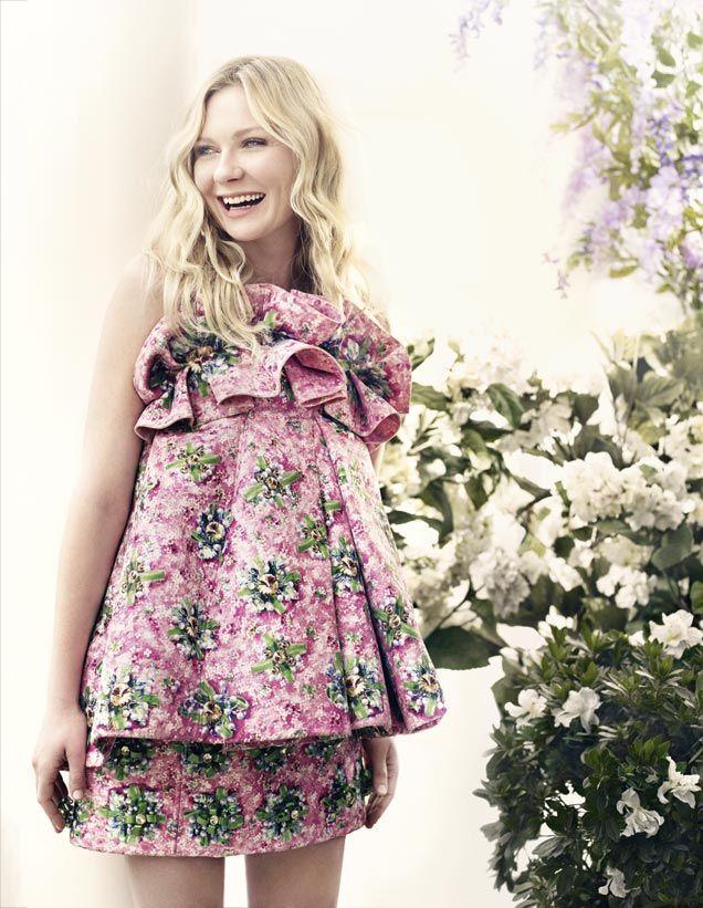 Kirsten Dunst Tells Bazaar UK That a Woman Needs to be a Woman