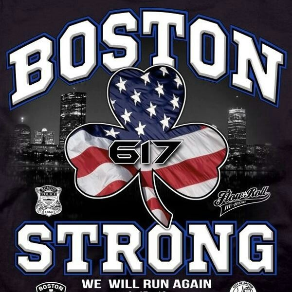 Boston Strong in 2013, Boston Stronger in 2014!