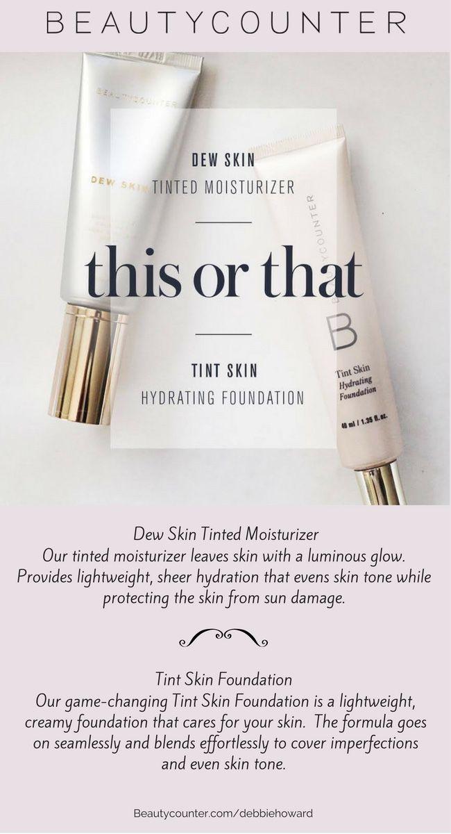 Gefällt dir Dew Skin Tinted Moisturizer oder Tint Sk …