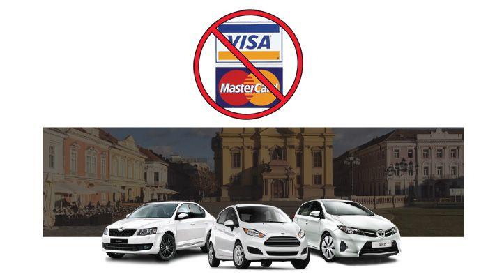Noleggio+auto+Timisoara+senza+carta+di+credito