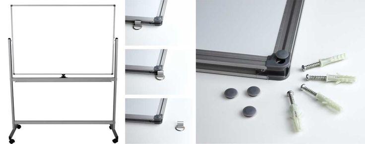 Les tableaux magnétiques muraux et sur pied !  découvrez toutes nos solutions magnétiques sur www.magnetiques.fr